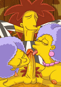 gallery of Simpsons porn