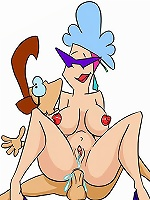 Bunny loves Johnny Bravo and gets hard filled